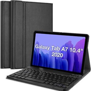For Samsung Galaxy Tab A7 10.4-inch keyboard case (removable  wireless keyboard)