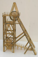 More details for lattice pithead gear inch lift frame lift pit pit unpainted oo scale models kit