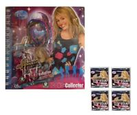 X 1 HANNAH MONTANA ICONS COLLECTOR - WITH 4 ICON COLLECTION PACKETS -  DISNEY