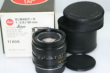 Leica Elmarit R 2,8/90 3 cam