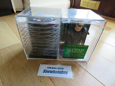 Ultimate Matrix Collection 10 DVD Set + Neo Bust. Region 2. - VGC