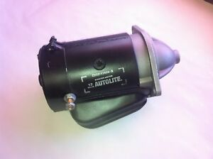 Autolite Starter Ford  Galaxie 1965 1966 1967 Autolite 289 A/T Ink Stamped