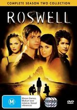 Roswell : Season 2 (DVD, 2005, 6-Disc Set) PERFECT CONDITION....R 4