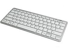 Mini Bluetooth PC-Tastatur WT Keyboard MKB-27 QWERTZ kabellos - Tablet Tastatur