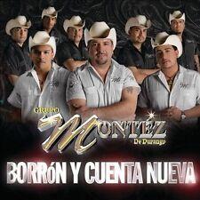 MONTEZ DE DURANGO-BORRON CUENTA NUEVA CD NEW