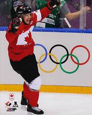 Team Canada Sidney Crosby Action 8x10 Photo 2014 NHL Hockey Winter Olympics Gold
