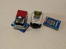 Paw Patrol Racers Tracker and Robo Dog New With Tags NWT