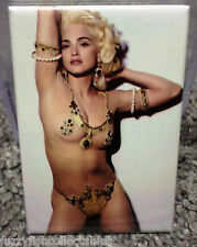 "Madonna 2"" x 3"" Refrigerator Locker MAGNET Confessions Music Image 3"