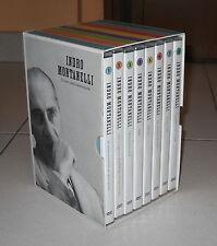 Box 8 Dvd INDRO MONTANELLI Gli anni della televisione NUOVO 2009 Cofanetto