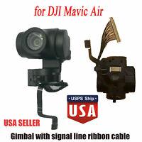 For DJI Mavic Air Gimbal w/ Camera Signal Line Cable Repair Repair Part #USA