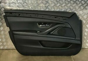 BMW 5 Series F10 F11 Front Left Passenger Side Door Card Trim Cover Panel