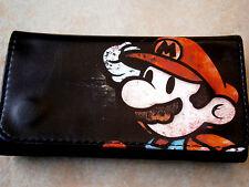 Super Mario Bros Tobacco Pouch Case Wallet Purse Game Cartoon Nintendo