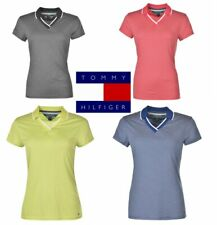 100% AUTHENTIC TOMMY HILFIGER WOMEN LADIES CRISTINA POLO TOP SHIRT 8,10,12,14,16