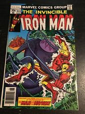 Iron Man#111 Incredible Condition 9.0(1978) Jack Of Hearts,Soviet Super Soldiers