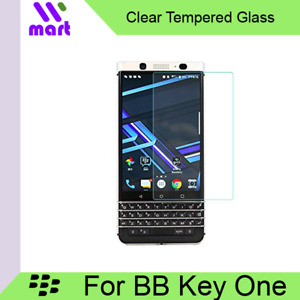Clear Tempered Glass Screen Protector For Blackberry Keyone