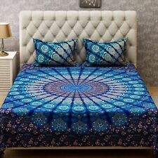Duvet Cover Indian Mandala Boho Queen Quilt Comforter Cover Bohemian Bedding Set