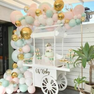 Confetti Latex Balloon Arch Kit Garland Wedding Baby Shower Birthday Party Decor