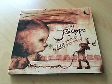 Things That Go Jump In The Night - Jakalope (2010, Digipak CD)