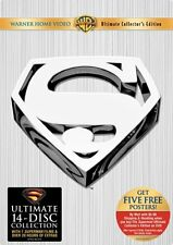 SUPERMAN ULTIMATE COLLECTOR'S EDITION 14 DVD Set Sealed