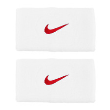 1 or 2 Pairs Nike Doublewide Wristbands Tennis Other Sports (Select Your Color)