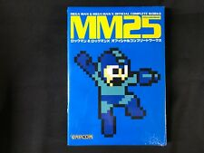BRAND NEW MM25: Mega Man and Mega Man X Official Complete Works : Mega Man & X