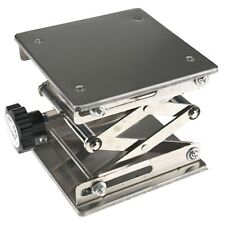 15X15cm Lab-Lift Lifting Platforms Stand Rack Scissor Stainless Steel Jiffy Jack