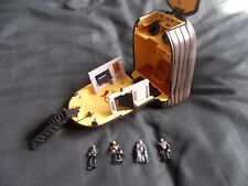 Action Figure Star Star Trek Micro Playset figures Klingon Great Hall Head 1997