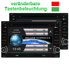 DVD GPS AUTORADIO FÜR VW GOLF MK4 PASSAT B5 SHARAN BORA T5 LUPO JETTA GALAXY BT