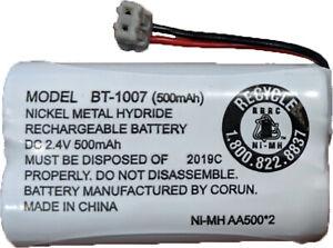 Uniden Battery BT1007 BT-1007 BT-904 BT904 BT-1015 BT1015 HHR-P506 HHR-P506A