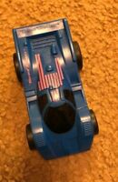 1989 Burger King RECORD BREAKERS ACCELERATOR TOY CAR