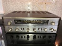 Monarch STA-400X AM/FM Stereo Tube Receiver Perfect Working Condition