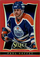 2013-14 Select Prizms Red #183 Paul Coffey /35 - NM-MT