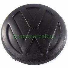 99 00 01 02 03 04 05 06 Volkswagen Golf Liftgate Emblem Black Rear Nameplate