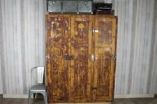 Pine Art Deco Original Antique Cabinets