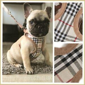 XXXS XXS XS Small Harness Coat +LEASH Chihuahua Puppy Dog Toy Breeds Furbaby