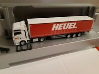 MAN TGX  Josef Heuel Logistics - Spedition Transport 58540 Meinerzhagen Exclusiv