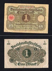 Germania / Germany - 1 mark 1920 BB/VF  A-01