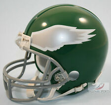 PHILADELPHIA EAGLES (1974-95 Throwback) Riddell VSR4 Mini Helmet