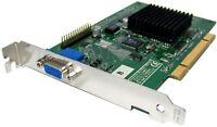 Dell nVidia 16MB TNT2 PCI Video Card New Bulk 76CXH 180-P0002 M64