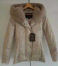 Woolrich John Rich & Bros Women's Wool Pile Jacket size S RRP 430£ new small fit