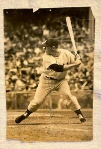 RARE MICKEY MANTLE SPORTS ILLUSTRATED PROOF PHOTO