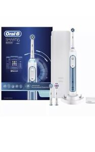 Oral-B Smart 6 Electric Rechargeable Toothbrush by Braun 6000N!