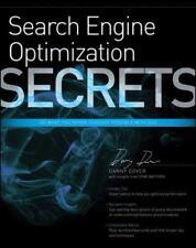 Secrets: Search Engine Optimization (SEO) Secrets 141 by Danny Dover ~ NEW
