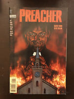 Preacher #1 First Printing, Original 1995 DC Vertigo Comic Book