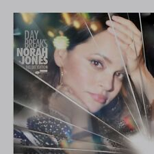 NORAH JONES - DAY BREAKS (LIMITED DELUXE EDITION INCL.LIVE-ALBUM)  2 CD NEU