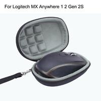 Hard Travel Case for Logitech MX Anywhere 1 2 Gen 2S Wireless Mobile MouseNSM