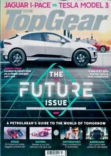 TOP GEAR MAGAZINE JULY 2018 ~ NEW ~