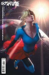 FUTURE STATE KARA ZOR-EL SUPERWOMAN #1 CVR B  DC  COMICS  2021 STOCK IMG