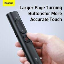Baseus Wireless Fernbedienung Laser pointer Presentation Powerpoint PPT Stift