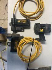 Dewalt Moble Lock Up 2 Ds300 Cable And 1 Job Box Sensor